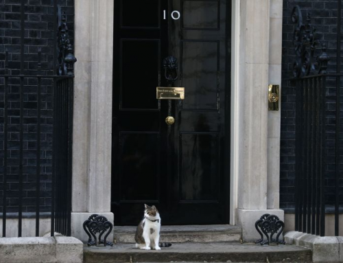 10 Downing Street Opens Its Doors to Google Maps