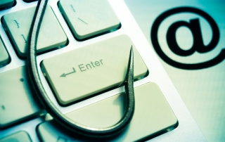 Phishing Scam Cyber Security Image