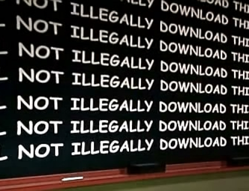 Piracy WARNING notices as internet providers crack down on illegal downloads